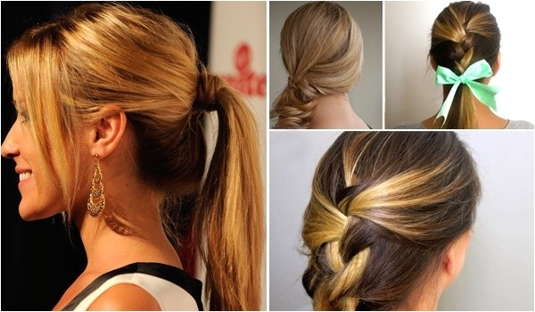 Easy Hairstyles for A Night Out 2