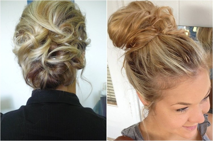 Easy Hairstyles for A Night Out 1