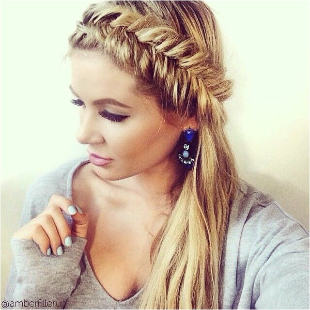 fast girls hairstyle ideas for parties