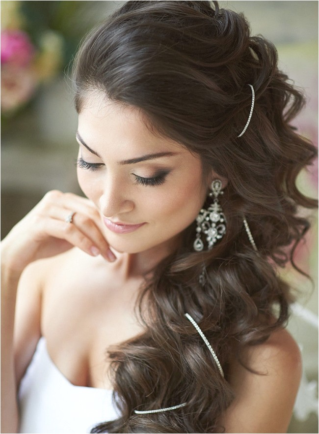 simple hairstyles for long hair for a party step by step for beginners