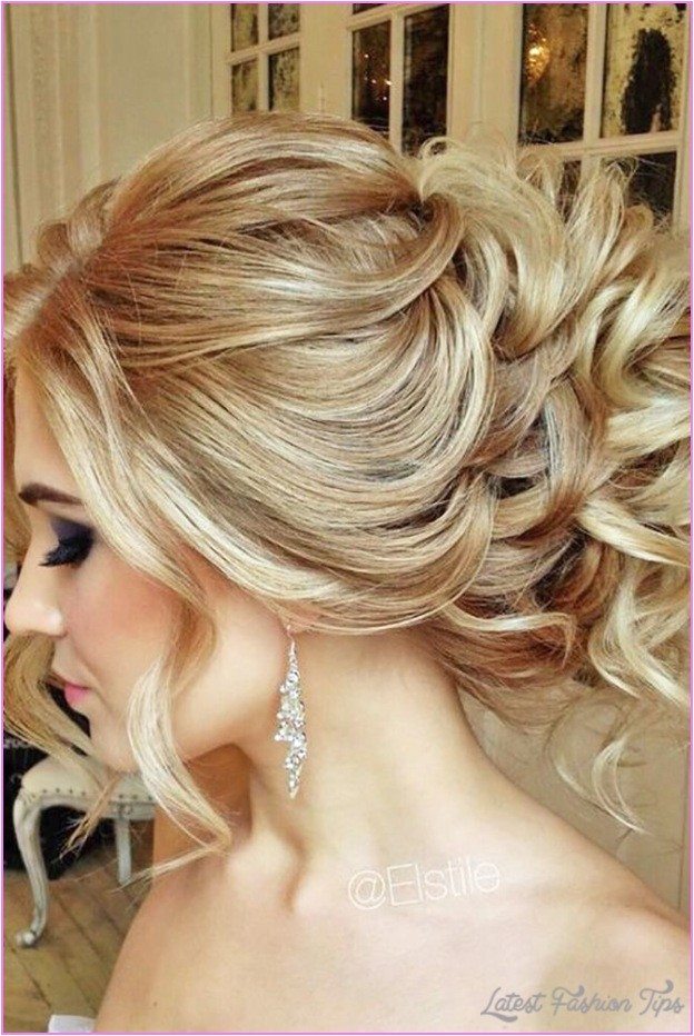 hairstyles wedding guests