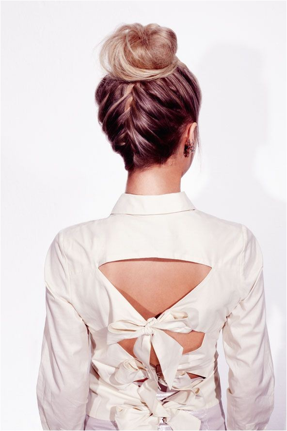 Easy Hairstyles for A Wedding Guest 2