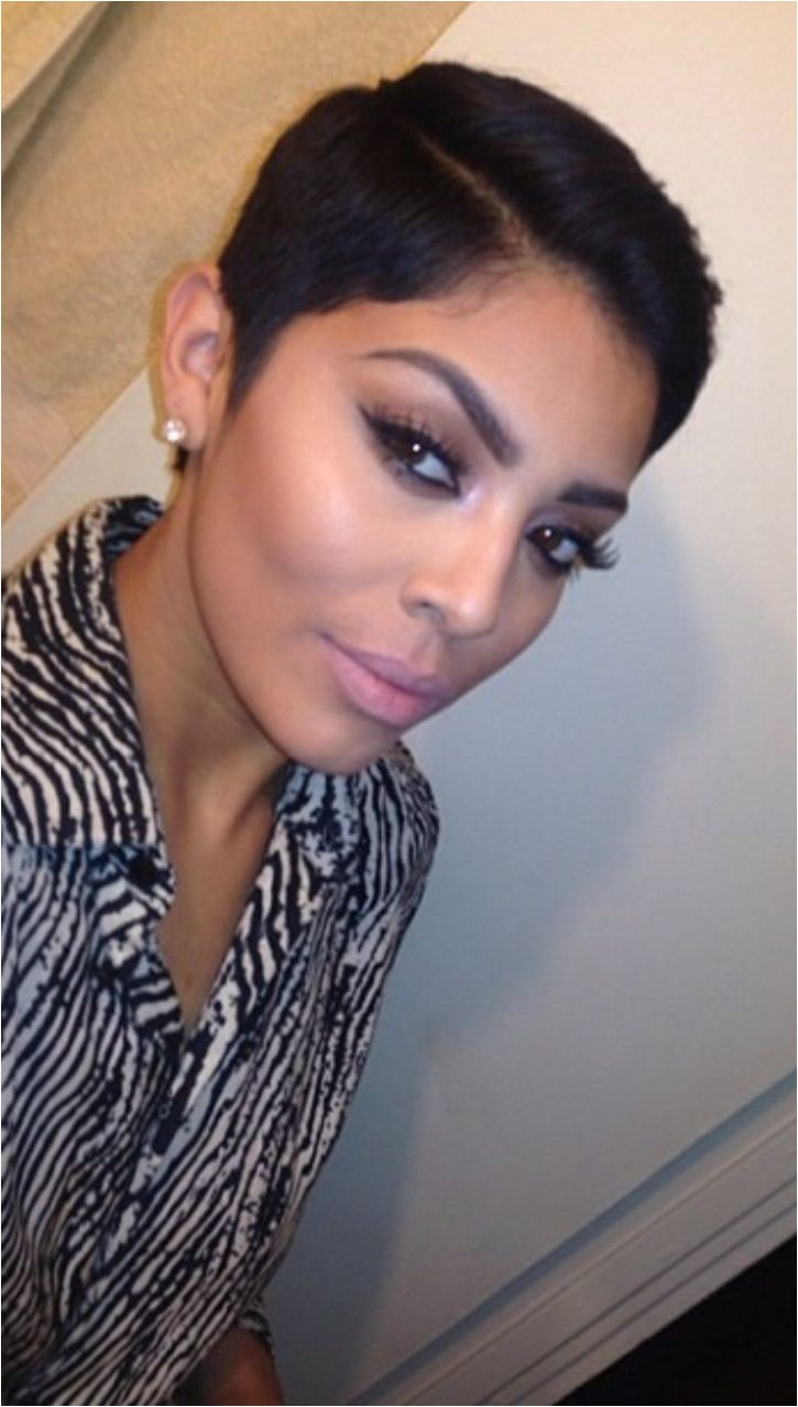 22 easy short hairstyles african american women