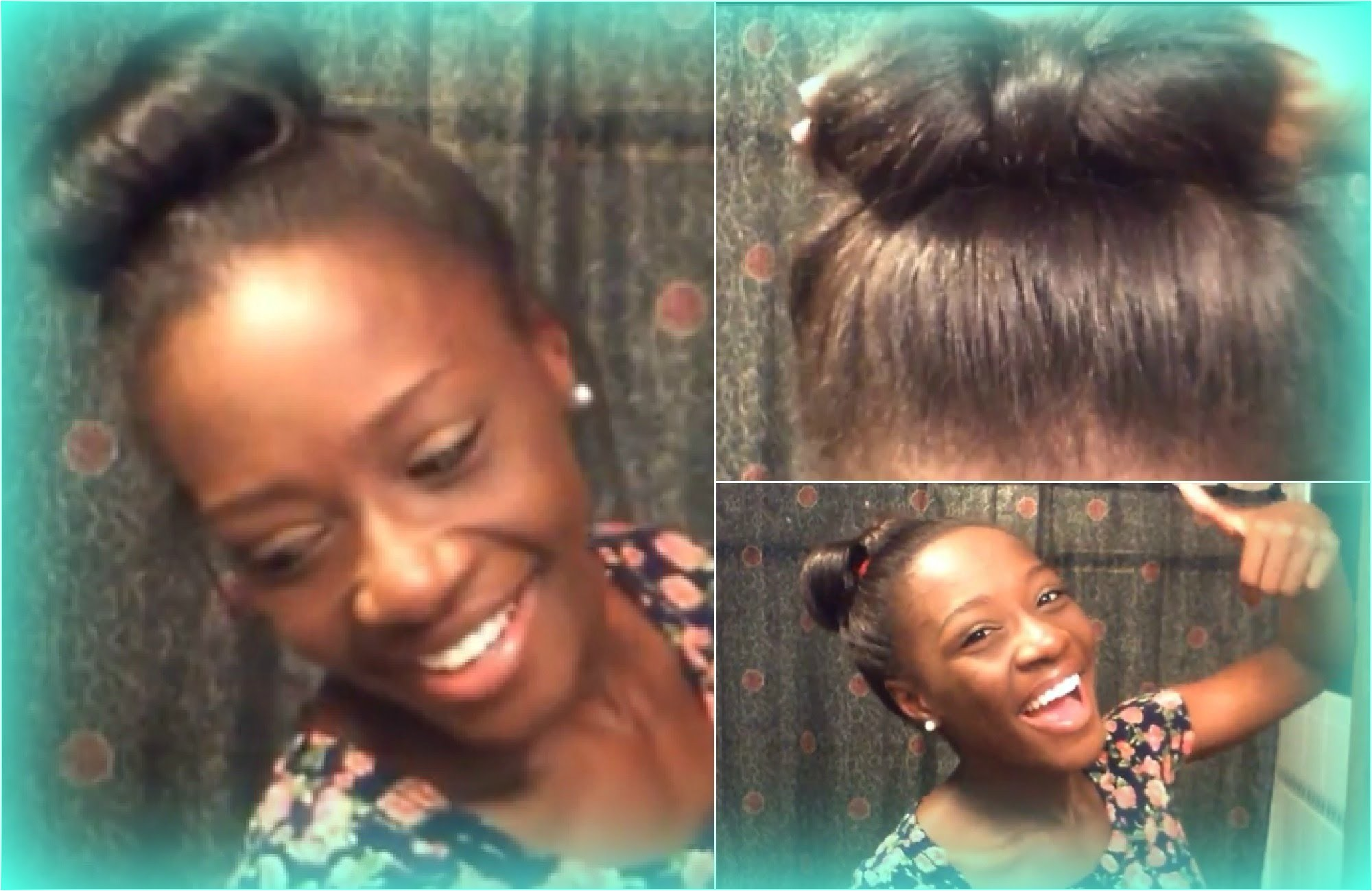 simple hairstyles for medium african american hair