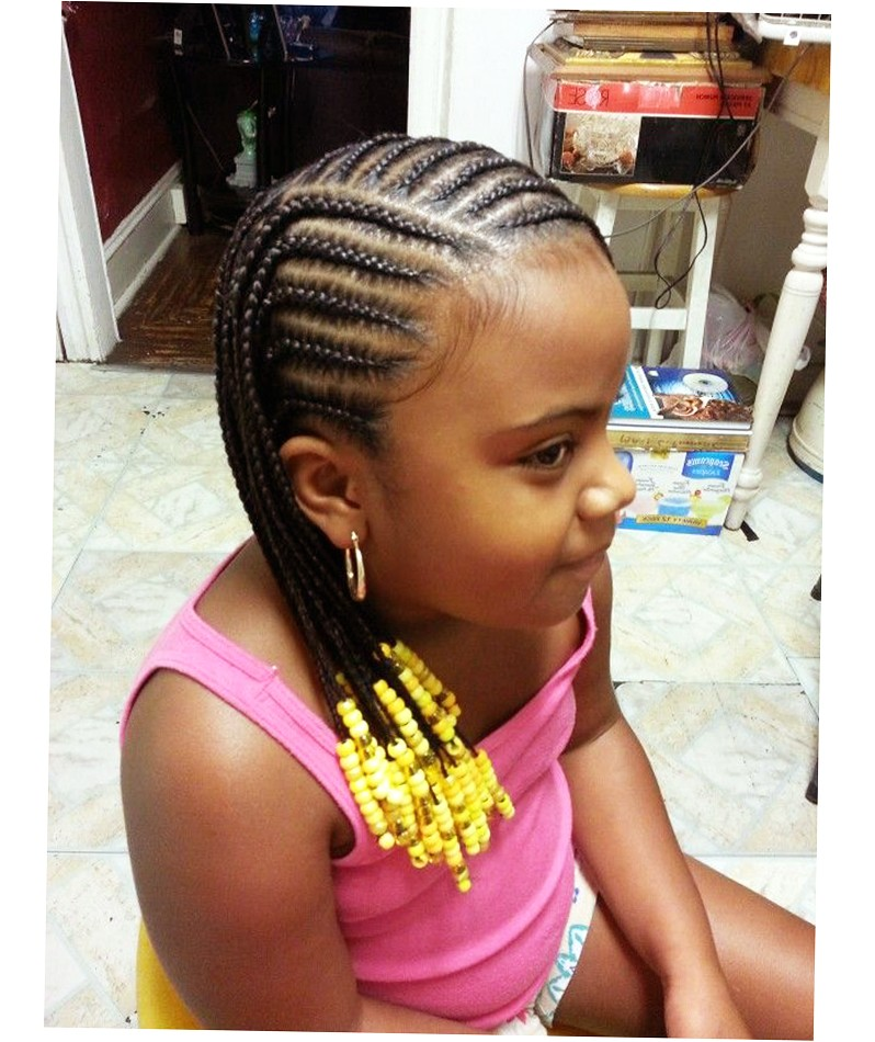 Easy Hairstyles for African American toddlers African American Kids Hairstyles 2016 Ellecrafts