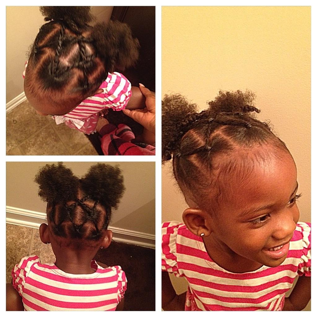 black toddler hairstyles girl