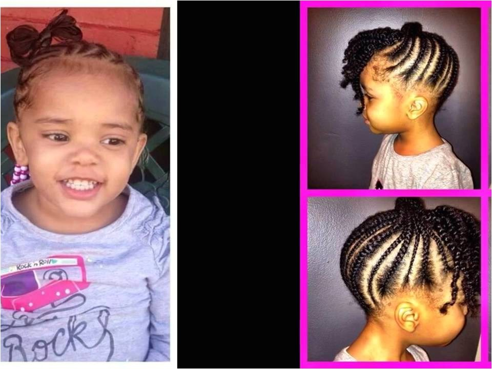 simple hairstyle for african american toddler girl hairstyles african american braids hairstyles for little girls youtube