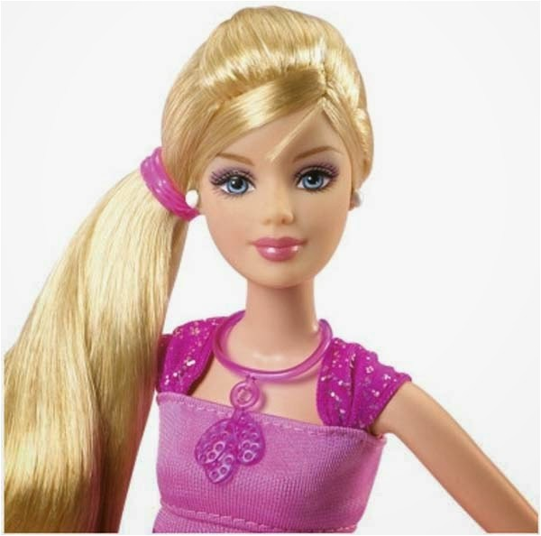 Easy Hairstyles for Barbie Dolls top 5 Barbie Doll Hairstyle total Stylish