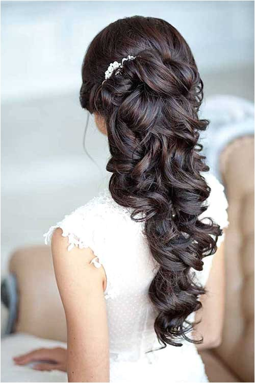 Easy Hairstyles for Brides 35 Best Hairstyles for Brides