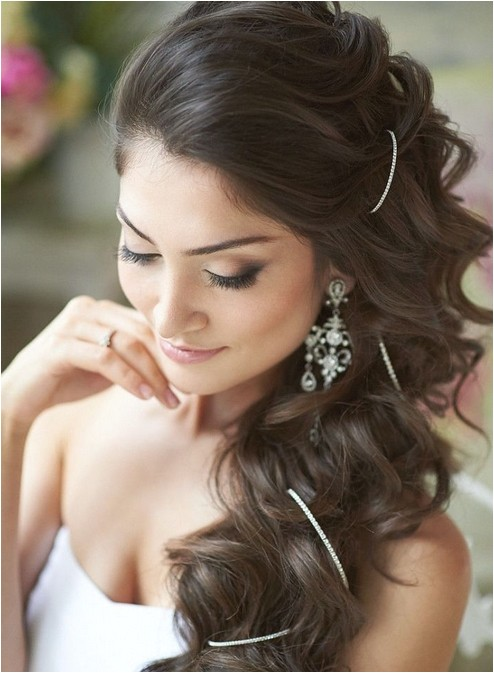 Easy Hairstyles for Brides 35 Wedding Hairstyles Discover Next Year's top Trends for