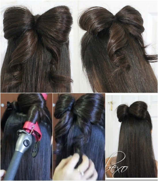 12 super cute diy christmas hairstyles lengths