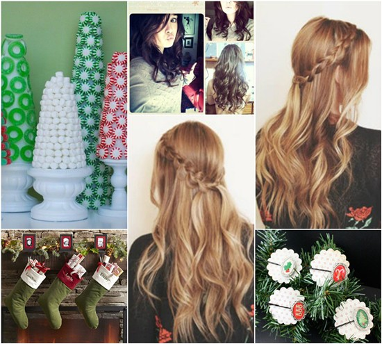 christmas party hair styles 2013