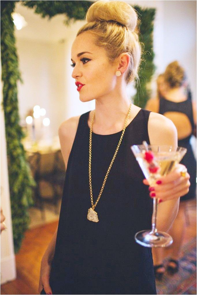 attention grabbing captivating cocktail party hairstyles