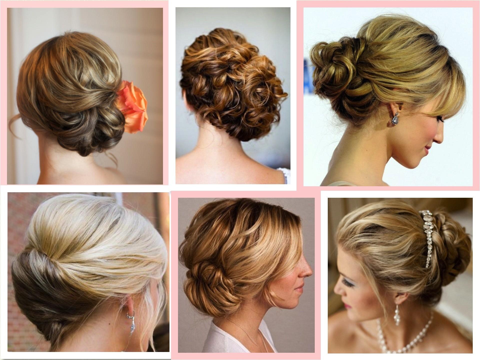 wedding receptioncocktail hairstyles