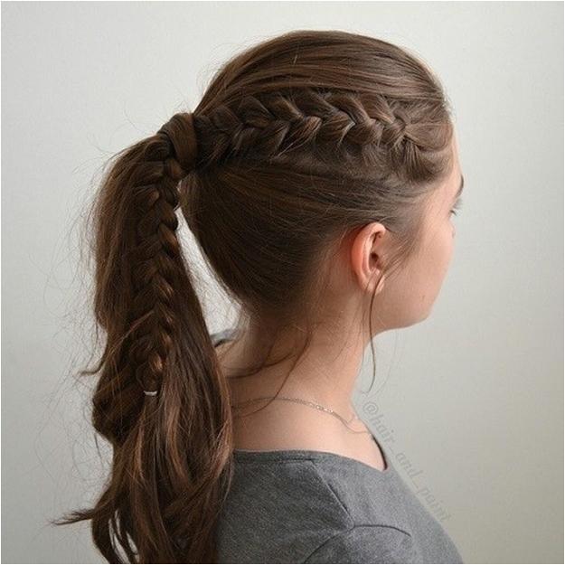 easy before school hairstyles