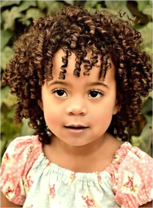 simple hairstyles for short curly hair for school