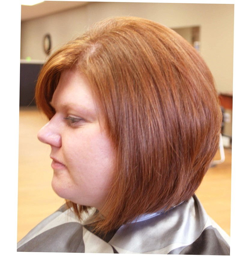 latest hairstyles for fat faces 2016