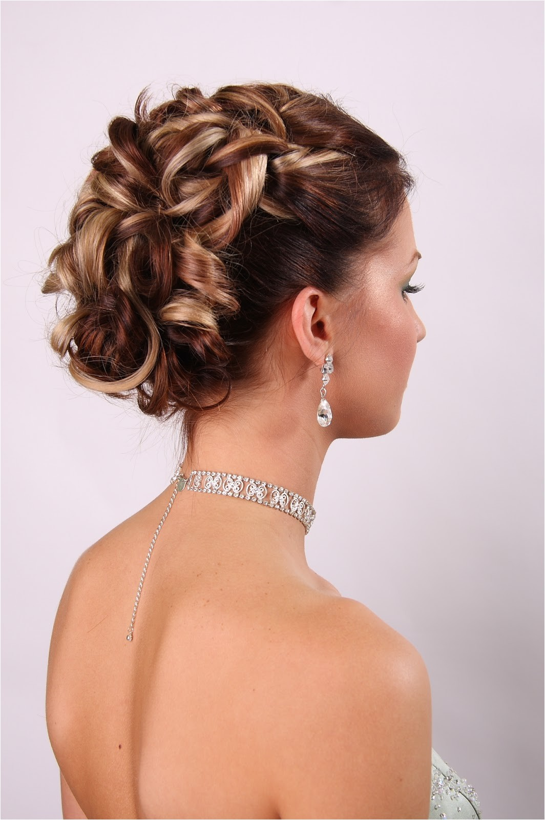 wedding hairstyles for medium length