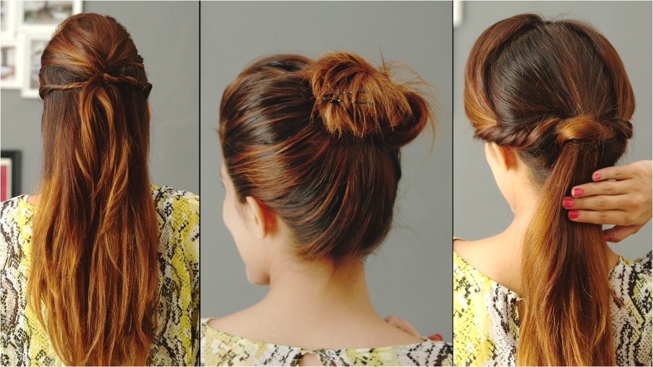 hairstyle for oily thin hair
