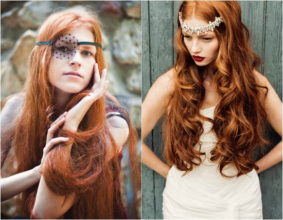long hairstyles for girls with orange hair extension clip in blog92