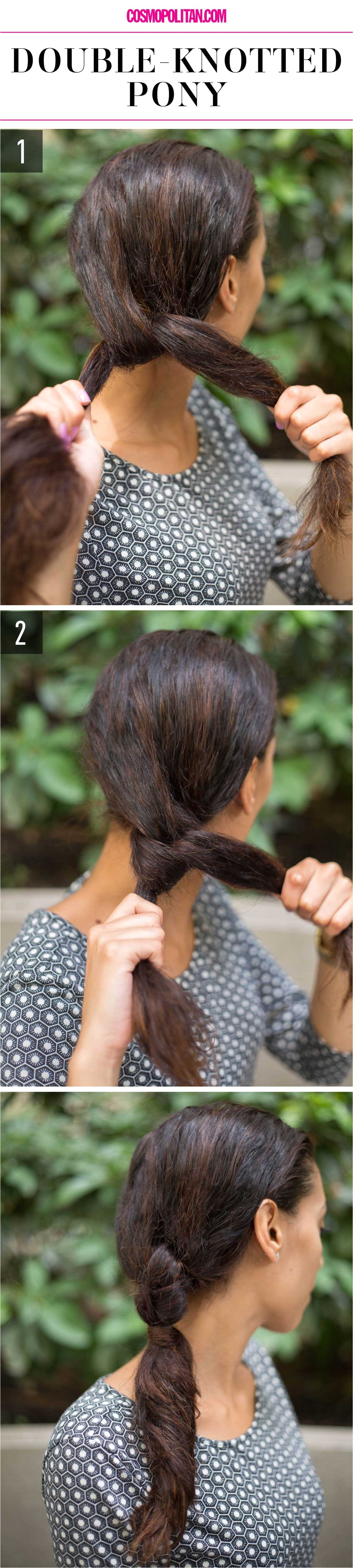 15 super easy hairstyles lazy girls cant even