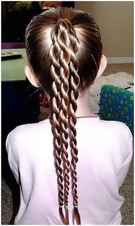 sporty hairstyles for kids