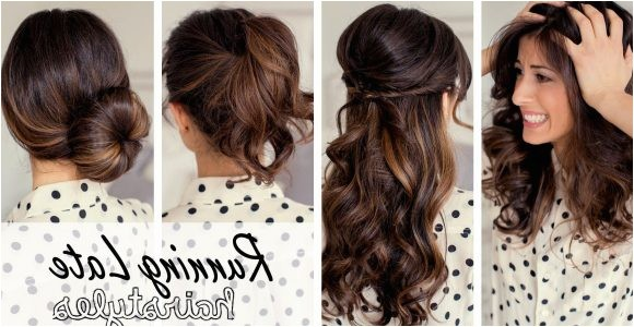 easy hairstyles for long hair to do at home videos dailymotion