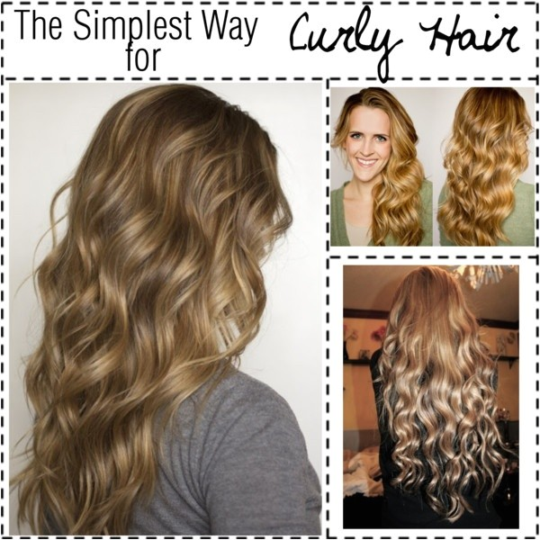 15 curly hairstyles without heat tutorials