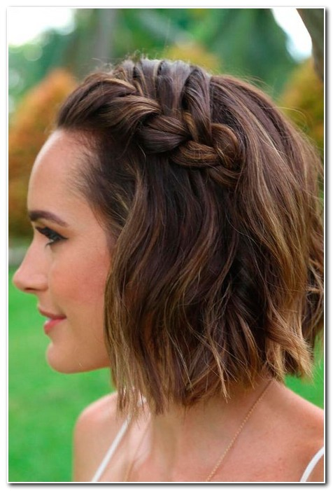 Easy Hairstyles for Medium Length Hair to Do at Home Easy Hairstyles for Medium Length Hair to Do at Home