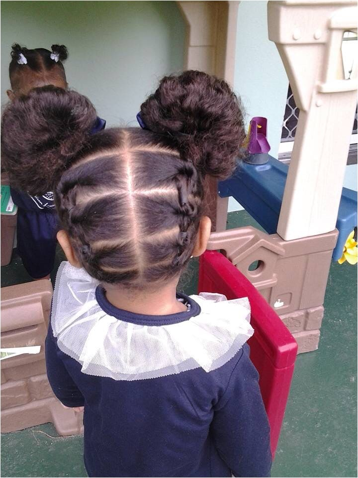 Easy Hairstyles for Mixed Girls Little Girls Hair Style