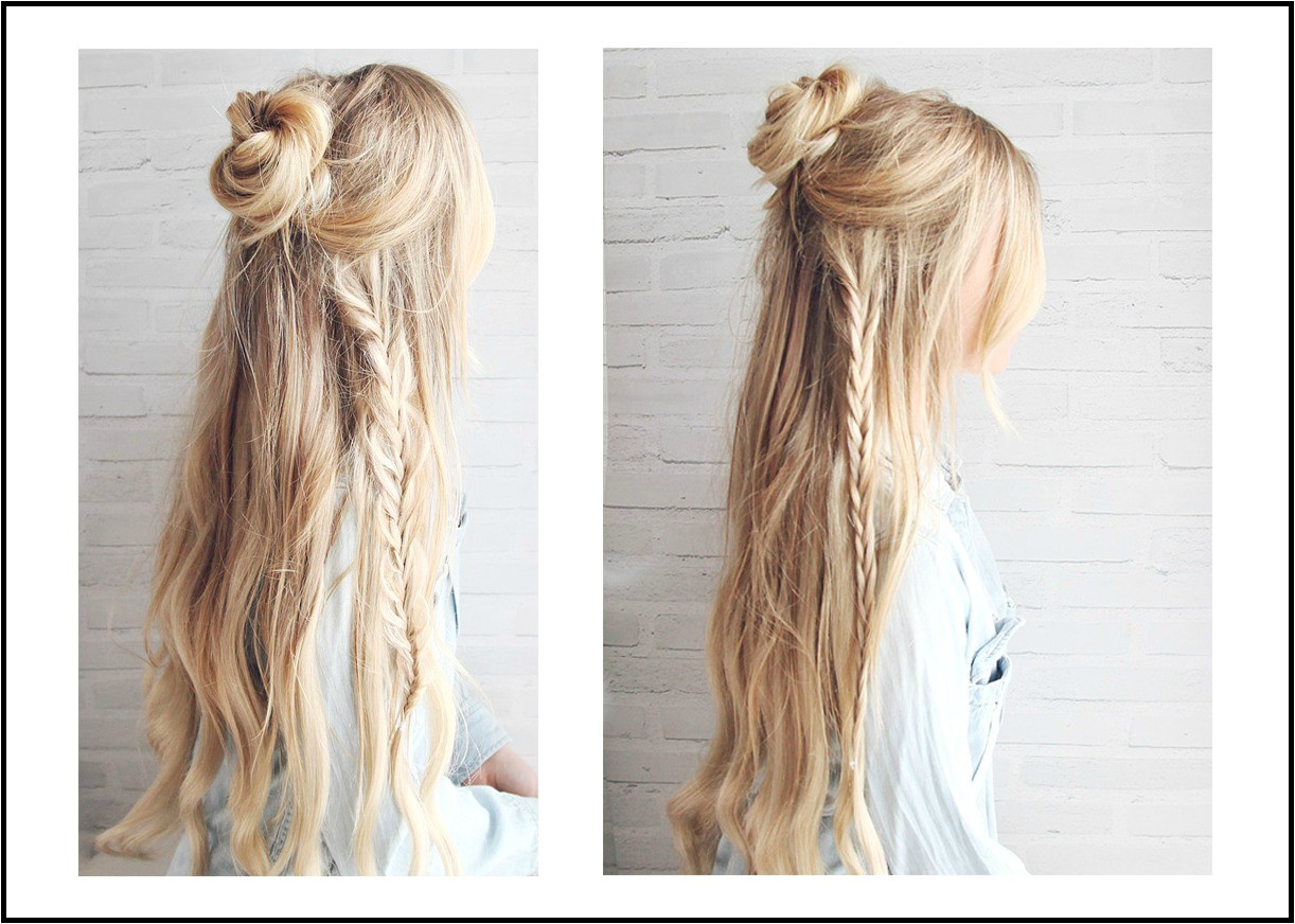 easy hairstyles for mums