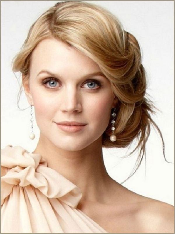 Easy Hairstyles for Parties for Medium Length Hair Wedding Party Hairstyles for Medium Length Hair