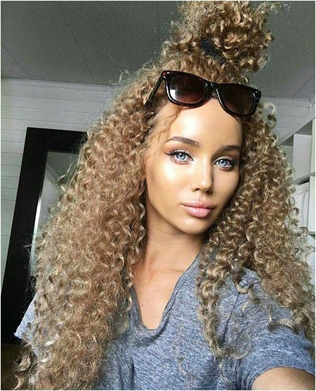 30 curly perm hairstyles for long hair