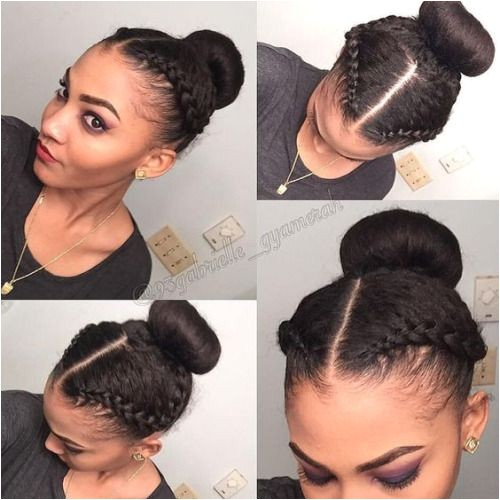 simple hairstyle for protective hairstyles for relaxed hair best ideas about relaxed hairstyles on pinterest relaxed hair