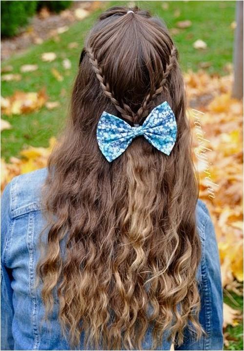 10 effortless cool hairstyles for teenage girls
