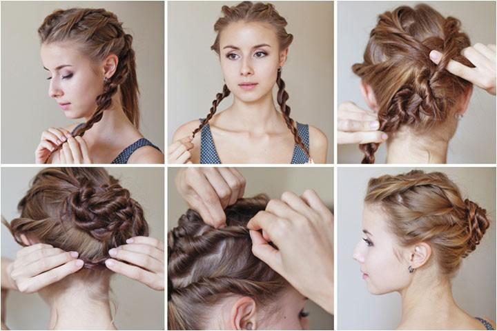 cute girls hairstyles for school easy