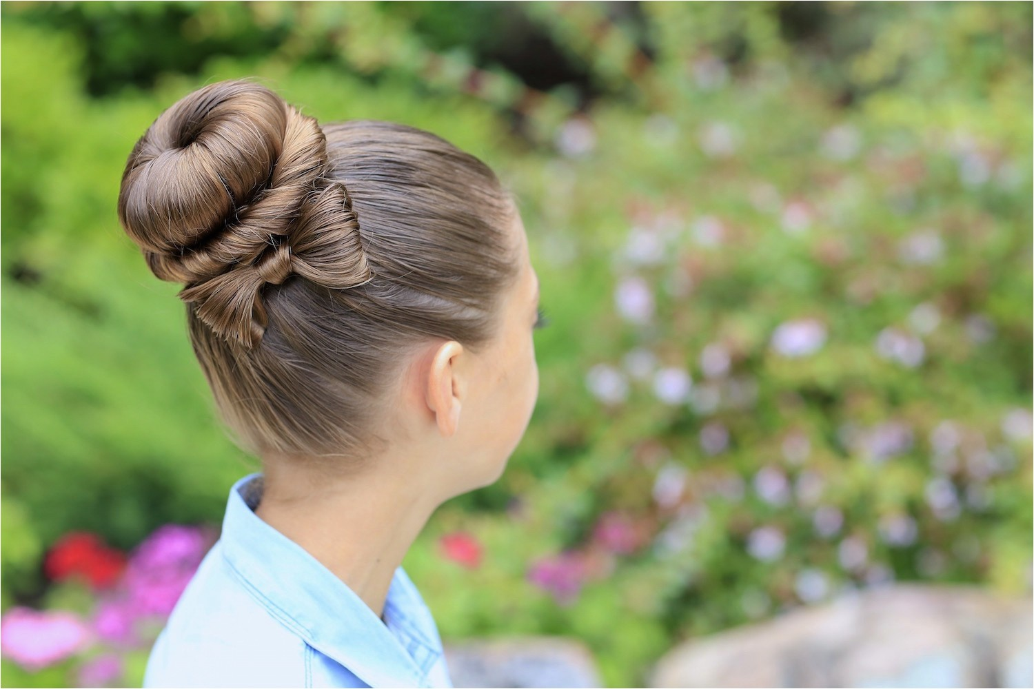 easy girl hairstyles for school