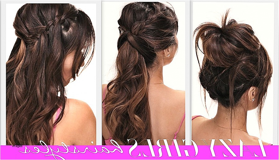 how to do cute easy hairstyles step by step