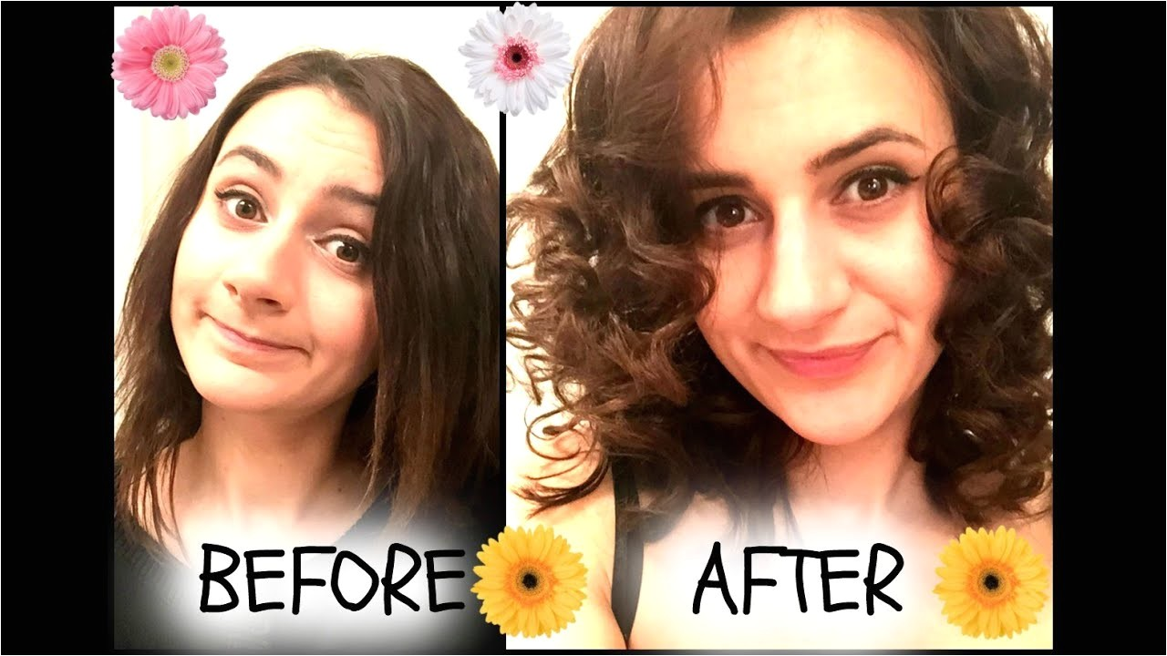 Easy Hairstyles for Shoulder Length Hair without Heat Easy No Heat Curls for Medium Length Hair