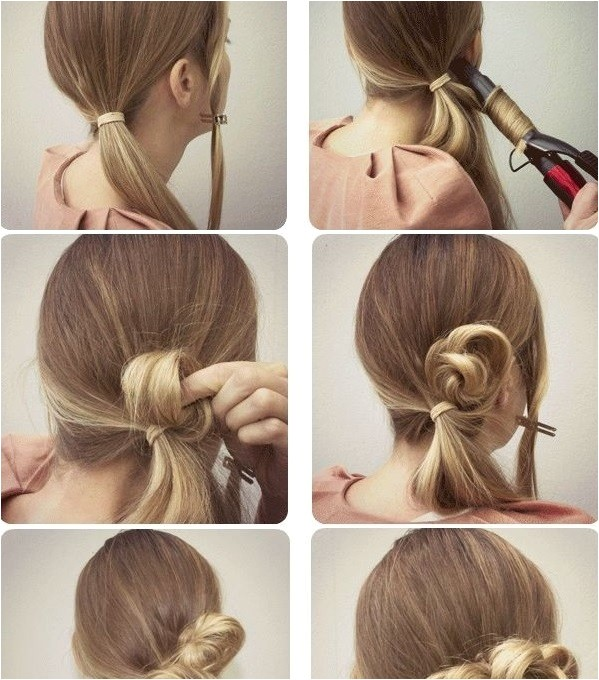 easy hairstyles for formal occasions