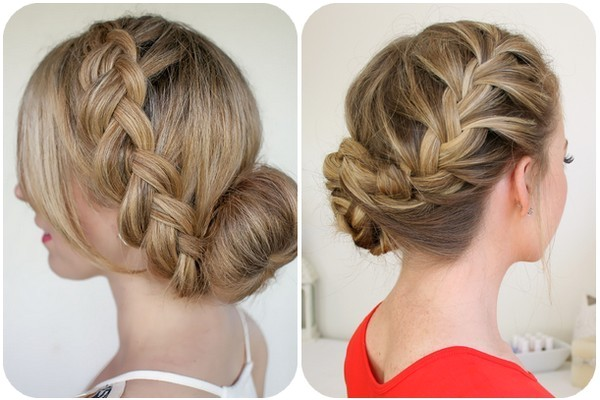 easy hairstyles for special occasions