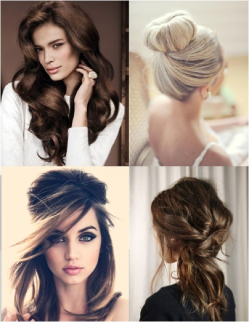 4 fabulous hairstyles for special occasions