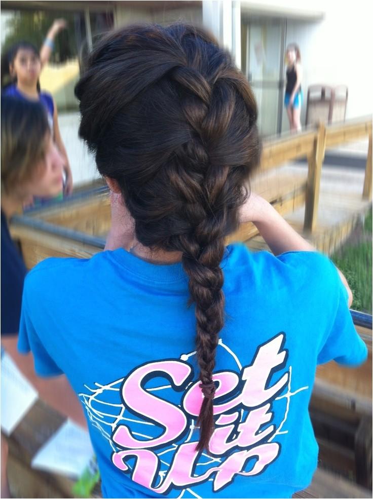 sport hairstyles pinterest