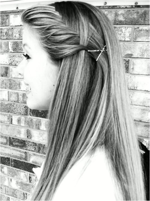 14 simple easy hairstyles school