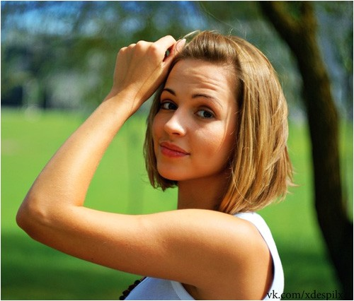 Easy Hairstyles for Straight Thin Hair Short Straight Haircut for Women