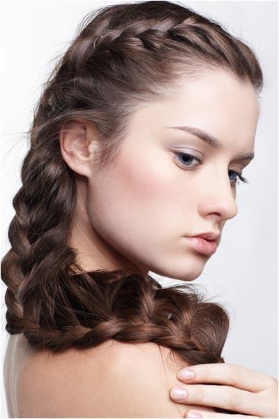 Easy Hairstyles for Teenagers Cool Easy Braid Hairstyles