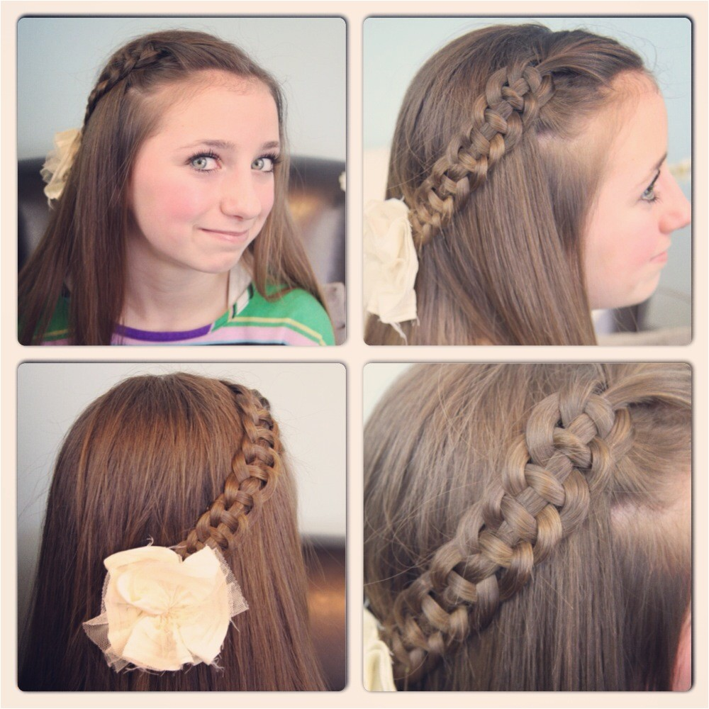 easy hairstyles for teens