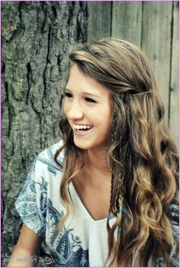 Easy Hairstyles for Teens with Long Hair 15 Best Of Long Hairstyles for Juniors