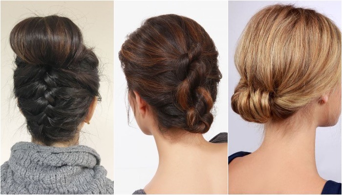 15 easy office updos busy mornings