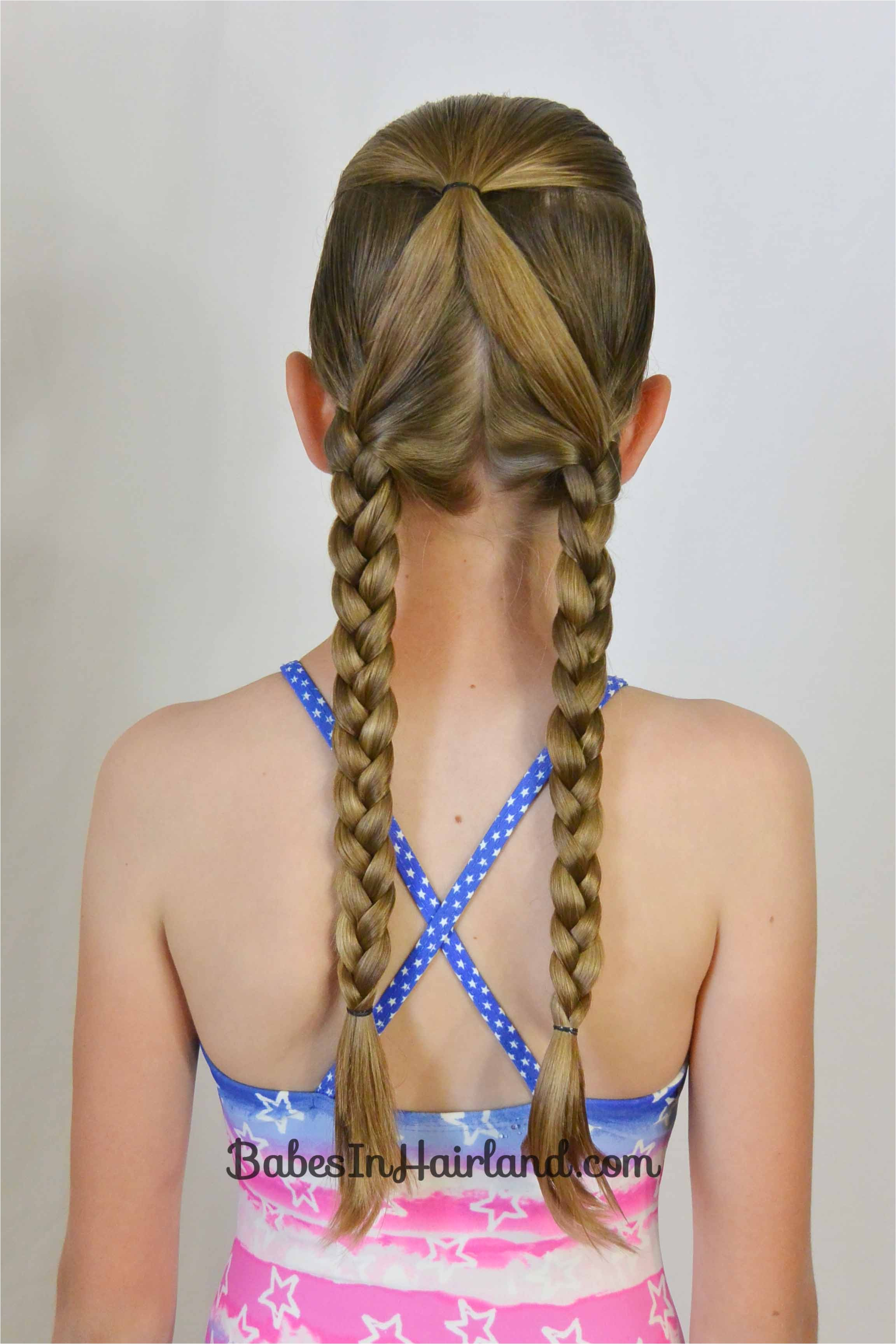 10 no fuss hairstyles for summer or the pool